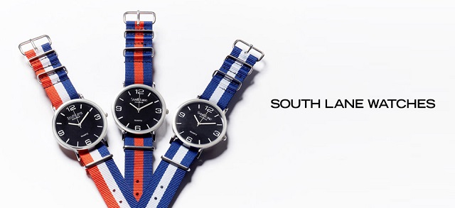 South Lane Watches at MYHABIT
