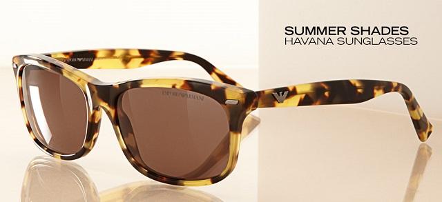 Summer Shades Havana Sunglasses at MYHABIT