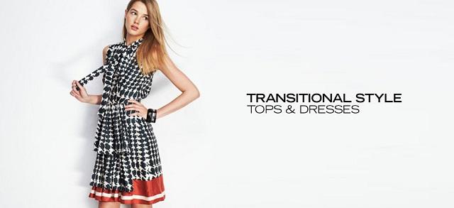 Transitional Style at MYHABIT
