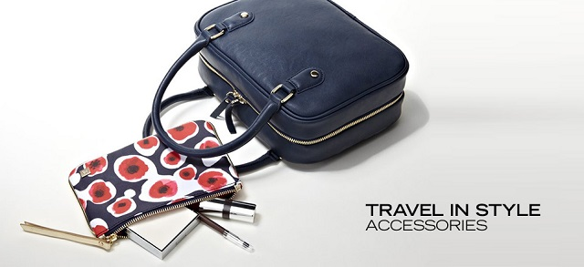 Travel in Style Accessories at MYHABIT