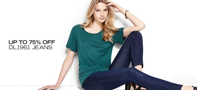 Up to 75 Off DL1961 Jeans at MYHABIT