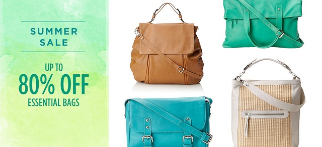 Up to 80 Off Essential Bags at MYHABIT