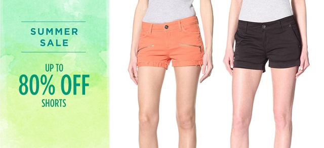 Up to 80 Off Shorts at MYHABIT