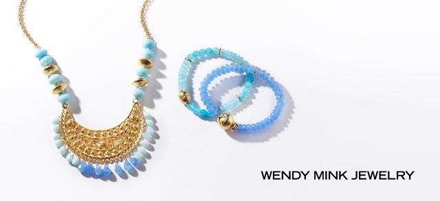 Wendy Mink Jewelry at MYHABIT