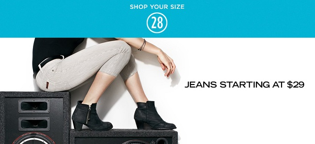 28 Jeans Starting at $29 at MYHABIT