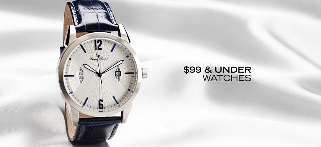 $99 & Under Watches at MYHABIT