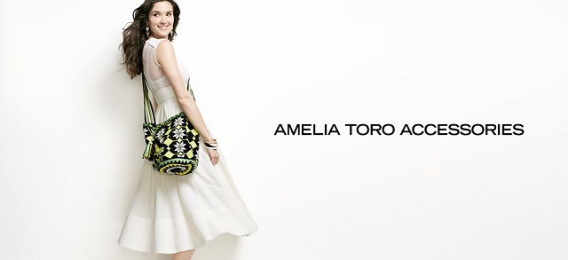 Amelia Toro Accessories at MYHABIT