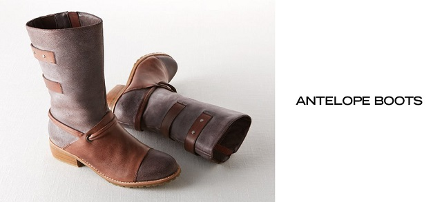 Antelope Boots at MYHABIT