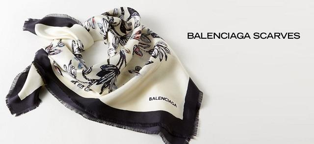 Balenciaga Scarves at MYHABIT