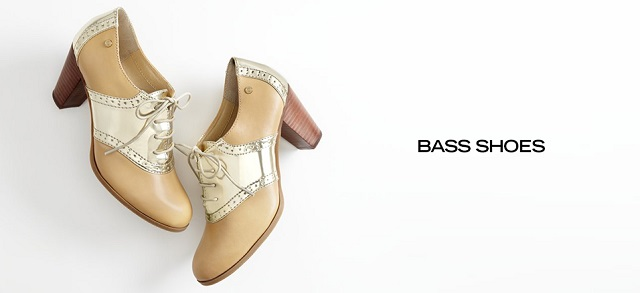 Bass Shoes at MYHABIT
