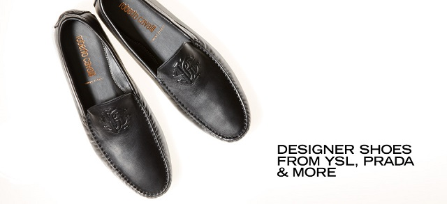 Designer Shoes from YSL, Prada & More at MYHABIT