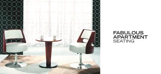 Fabulous Apartment Seating at MYHABIT