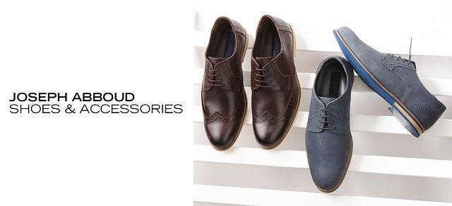 Joseph Abboud Shoes & Accessories at MYHABIT