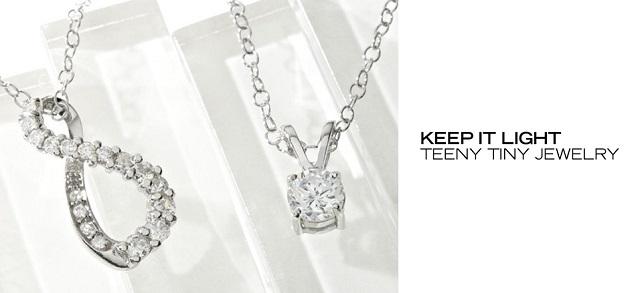 Keep It Light Teeny Tiny Jewelry at MYHABIT