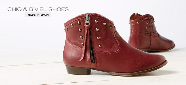 Made in Spain Chio & Biviel Shoes at MYHABIT