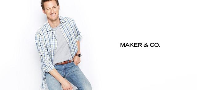 Maker & Co. at MYHABIT