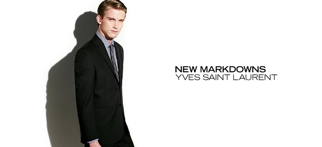 New Markdowns Yves Saint Laurent at MYHABIT