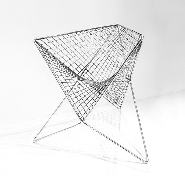 Parabola Chair by Carlo Aiello_7