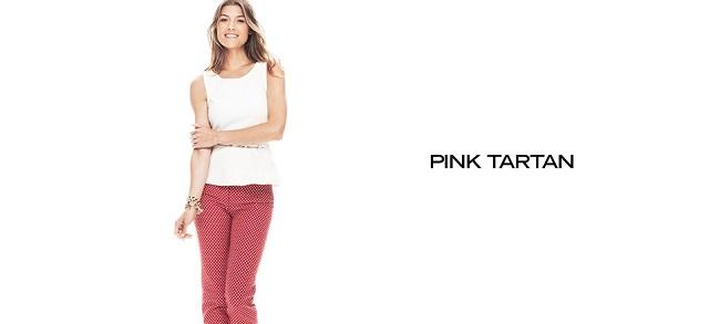 Pink Tartan at MYHABIT