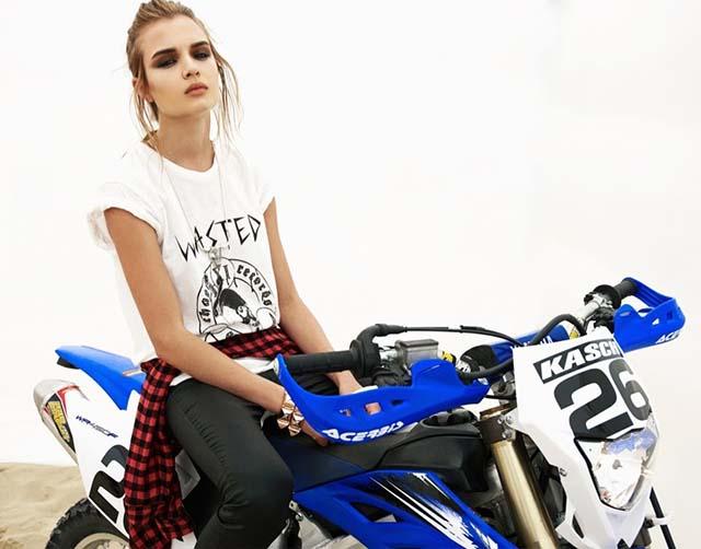 Revolve Clothing Pre-Fall 2013 Lookbook by Josephine Skriver_2
