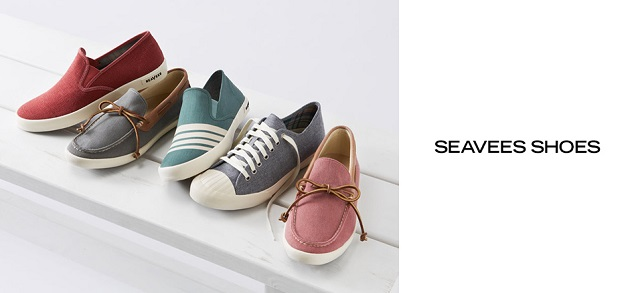 SeaVees Shoes at MYHABIT
