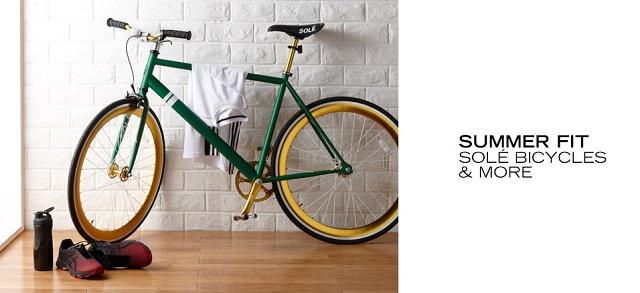 Solé Bicycles at MYHABIT