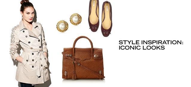 Style Inspiration Iconic Looks at MYHABIT