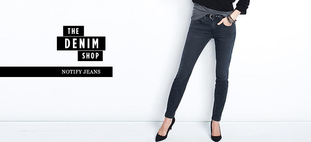 The Denim Shop Notify Jeans at MYHABIT