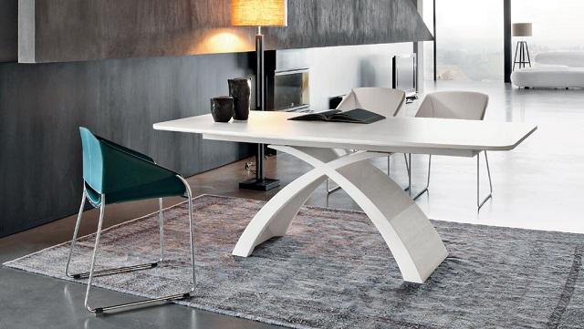Tonin Casa Tokyo Fixed Table_5