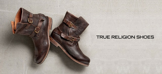 True Religion Shoes at MYHABIT