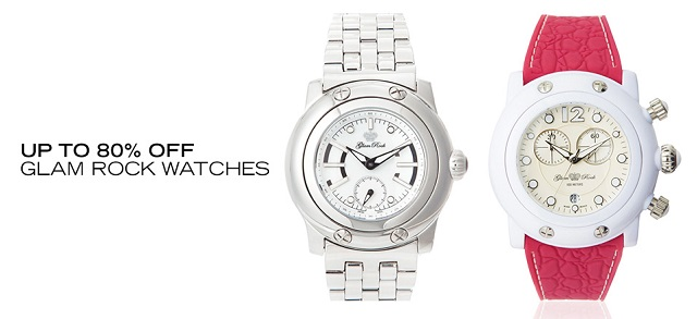 Up to 80 Off Glam Rock Watches at MYHABIT