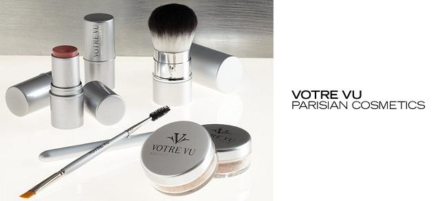 Votre Vu Parisian Cosmetics at MYHABIT