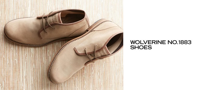 Wolverine No. 1883 Shoes at MYHABIT