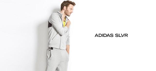 adidas SLVR Men's Apparel at MYHABIT