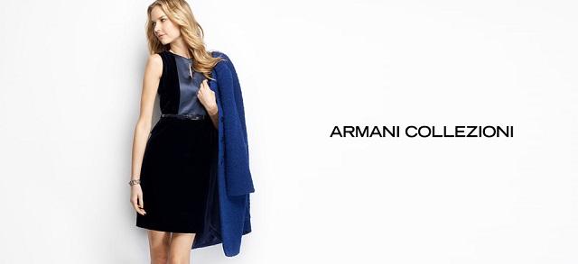 Armani Collezioni at MYHABIT