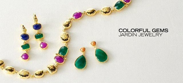 Colorful Gems Jardin Jewelry at MYHABIT