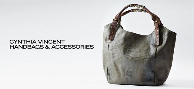 Cynthia Vincent Handbags & Accessories at MYHABIT