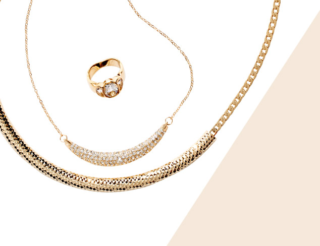 Fall Essentials Classic Jewelry at MYHABIT