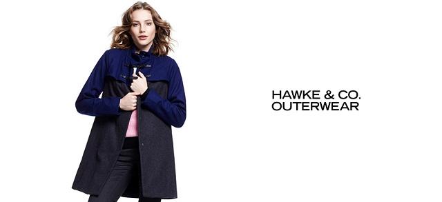 Hawke & Co. Outerwear at MYHABIT