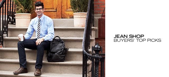 Jean Shop Buyers' Top Picks at MYHABIT