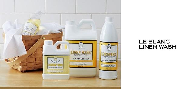 Le Blanc Linen Wash at MYHABIT