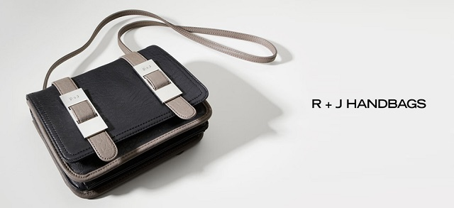 R+J Handbags at MYHABIT
