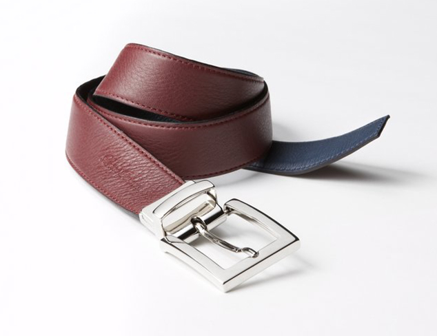 Reversible Belts by Leone Braconi at MYHABIT