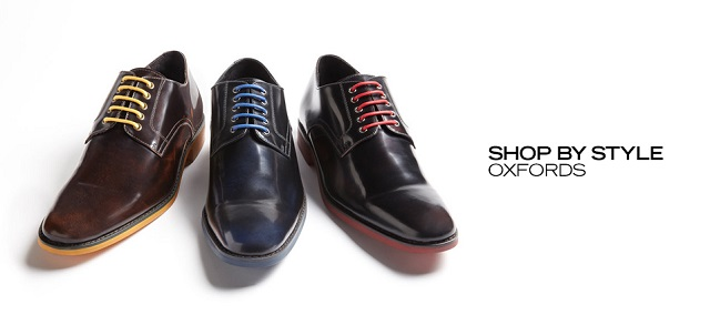 Shop by Style Oxfords at MYHABIT