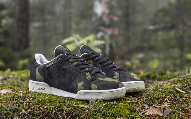 Sneakersnstuff x Reebok NPC II Gore-Tex