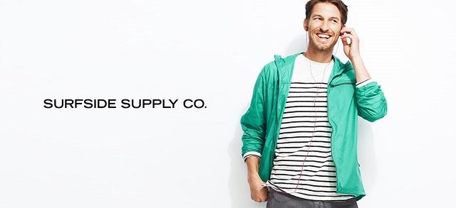 Surfside Supply Co. at MYHABIT