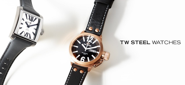 TW Steel Watches at MYHABIT