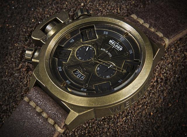 Welder Unisex 3601 K24 Oversize Watch