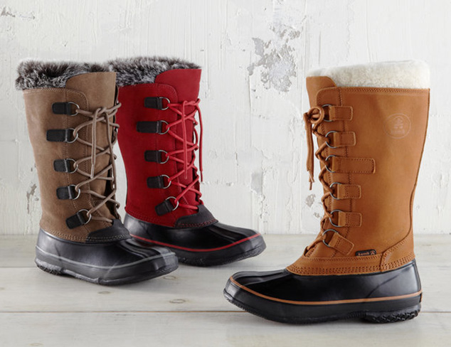 Cold Weather Prep Boots at MYHABIT