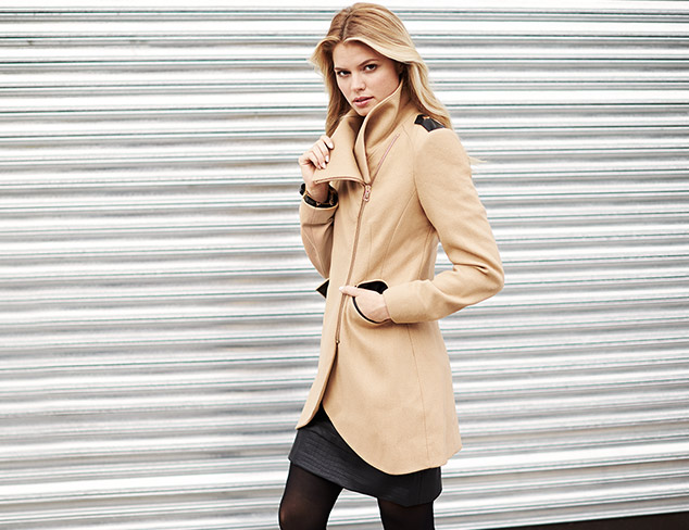 French Connection Outerwear at MYHABIT